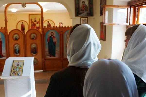 В областной соматической больнице УФСИН России по Самарской области состоялась миссионерская литургия