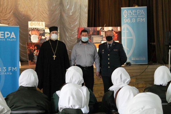 В ИК-15 УФСИН России по Самарской области проведена презентация радиопрограмм «Мое Поволжье»