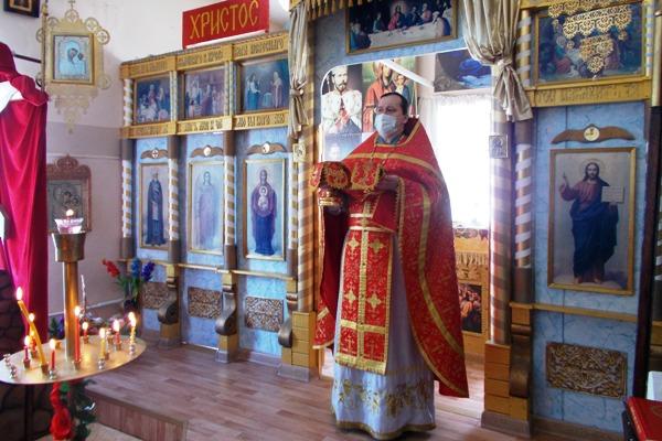 В ИК-15 УФСИН России по Самарской области проведена миссионерская литургия