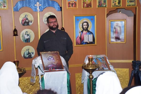 В ИК-28 УФСИН России по Самарской области состоялась первая «миссионерская литургия»