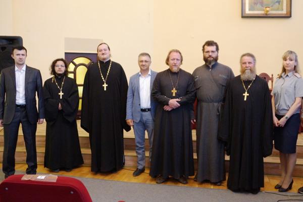 Сотрудники УФСИН России по Самарской области приняли участие в семинаре со священниками