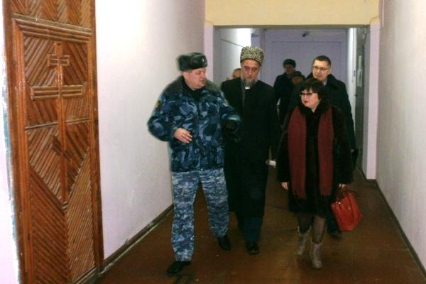 Члены ОНК Самарской области и представители администрации региона посетили ИК-3 и ИК-5 УФСИН России по Самарской области