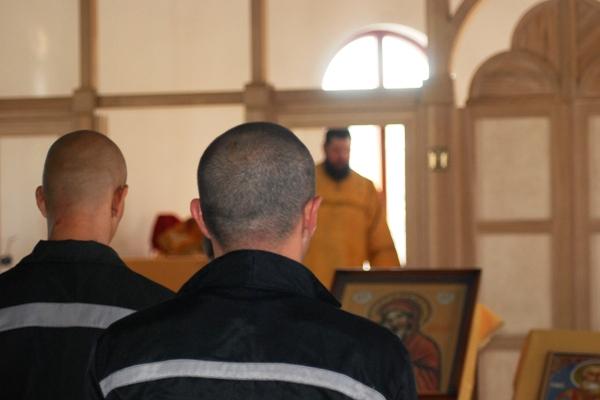 Епископ Тольяттинский и Жигулевский Нестор посетил исправительные учреждения УФСИН России по Самарской области в селе Спиридоновка